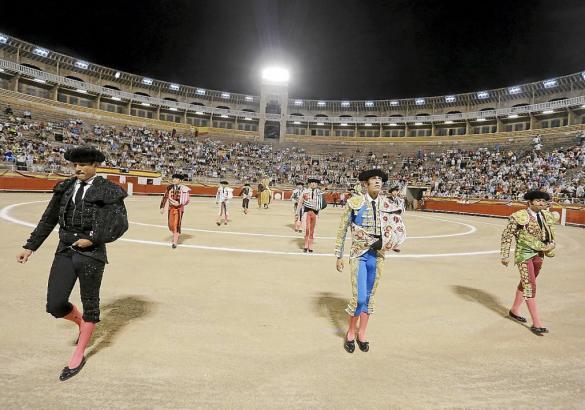 Adiós toreros? Die Balearen-Regierung in Palma de Mallorca hofft, dass sie dieses Ziel bald erreichen.