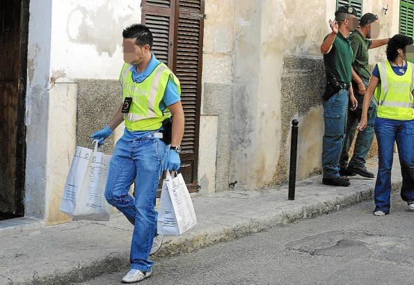 Die Guardia Civil ermittelt in dem mutmaßlichen Vergewaltigungsfall in Port d'Alcúdia im Norden von Mallorca.