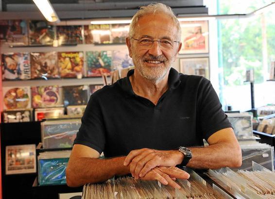 In Palma de Mallorca ist Miquel Àngel Sancho ein Veteran der Tonträgerindustrie. Anfang der 1980er Jahre gründete er den Laden X