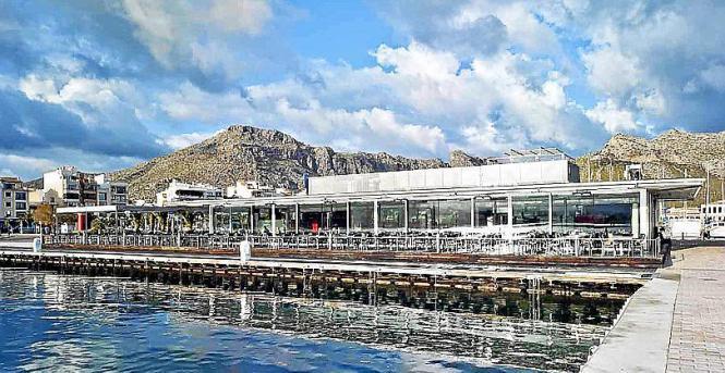 Lokal und kulinarisches Angebot modernisiert: das Stay im Hafen von Pollença.