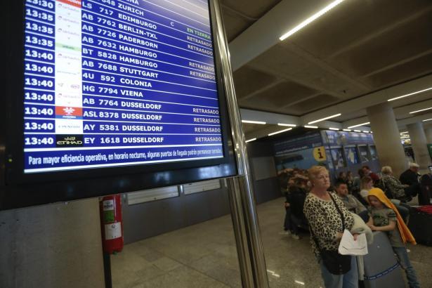 Eurowings-Kunden müssen sich am Donnerstag auf Probleme einstellen.