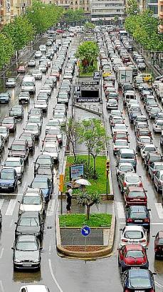 Verursacht wird die Verschmutzung zwar in den Städten durch den Auto- und Flugverkehr, Kraftwerke und Industrie.