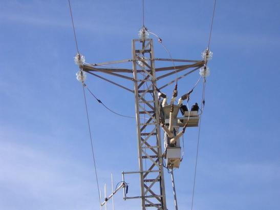 In Palmas Innenstadt gab es am Freitag einen Stromausfall.