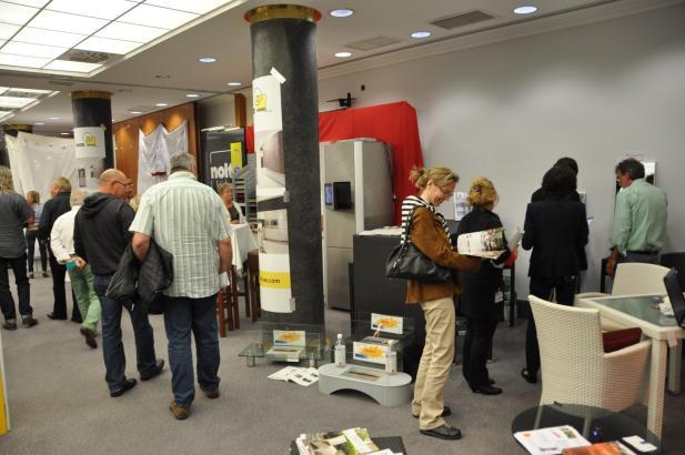 Die teilnehmenden Betriebe präsentieren auf Mallorca ihr Leistungsspektrum.