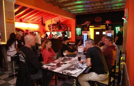 Palma discreto bar los ultimos mohicanos fotos Teresa Ayuga