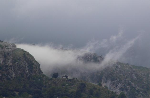 Das spanische Wetteramt erwartet einen regnerischen November.