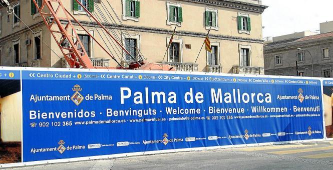 Mittlerweile verändert Palma aller vier Jahre seinen offiziellen Namen