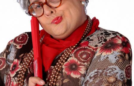 Auf Mallorca beliebt: Comedian Mado Pereta.