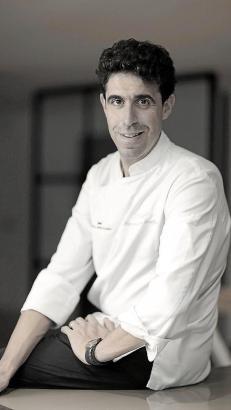 Fernando Pérez Arellano (Restaurant Zaranda im Castell Son Claret, Es Capdellà) gilt als derzeit bester Inselkoch.