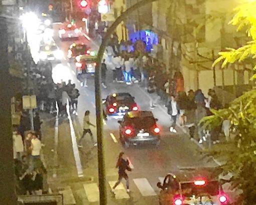 Die Anwohner vom El Terreno in Palma de Mallorca sind die Exzesse in der Partyzone satt.