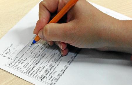6300 dieser offiziellen Beschwerdeformulare haben Balearen-Bürger im vergangenen Jahr ausgefüllt