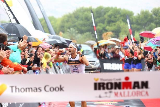 Carlos López Díaz hat im September die dritte – und zumindest vorerst letzte – Auflage des Mallorca-Ironmans gewonnen.