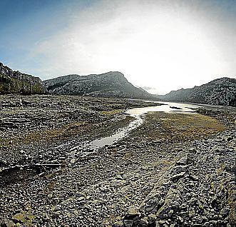 Die Stauseen im Tramuntana-Gebirge sind derzeit voller als vor einem Jahr.