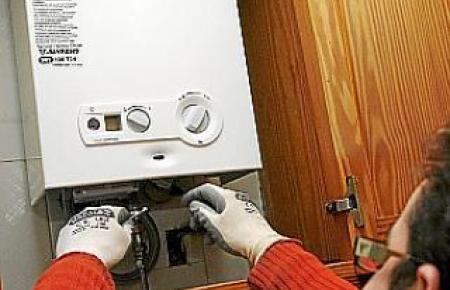 Gasanlagen müssen in einem Rhythmus von fünf Jahren gewartet werden