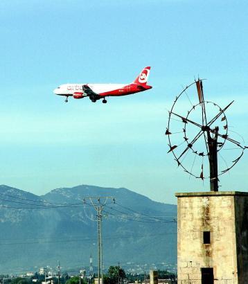 Nicht alle Mallorca-Flüge verlaufen reibungslos.