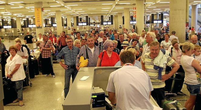 Gruppen dürfen weiterhin zu vergünstigten Preisen von Mallorca zum spanischen Festland reisen.