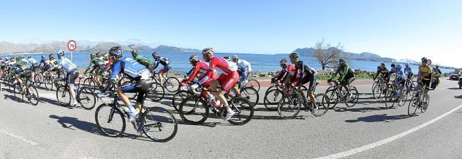 Mallorca ist ein beliebtes Radfahrziel für Profis und Amateure