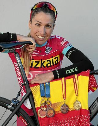 Mavi García aus Palma de Mallorca hat in diesem Jahr zahlreiche Medaillen geholt.
