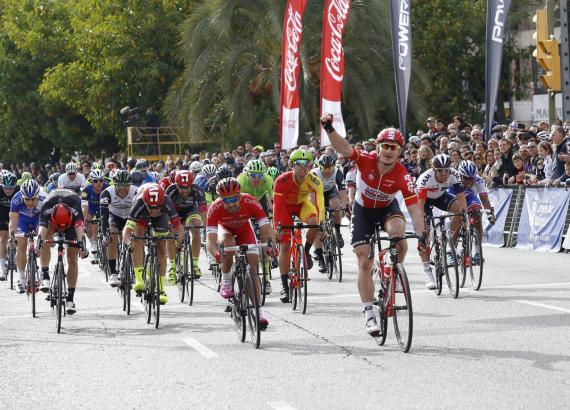 Grund zum Jubeln hatte im vergangenen Jahr André Greipel. Der Deutsche gewann zwei Etappen der Mallorca-Rundfahrt