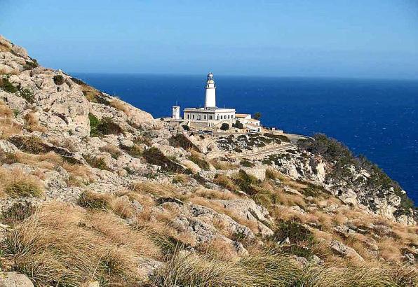 Der nördlichste Zipfel der Insel: Cap Formentor ist ein beliebtes Ausflugsziel