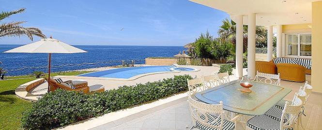 Nur Eigenheime bis zu einem Wert von 300.000 Euro sind auf Mallorca von der Vermögenssteuer ausgenommen.