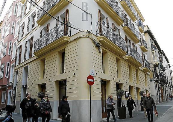 Palmas Altstadt erfreut sich zunehmender Beliebtheit.