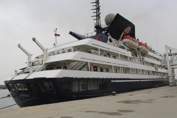 Die Corinthian wird am 31. März das erste Kreuzfahrtschiff der Saison im Hafen von Port d'Alcúdia sein.