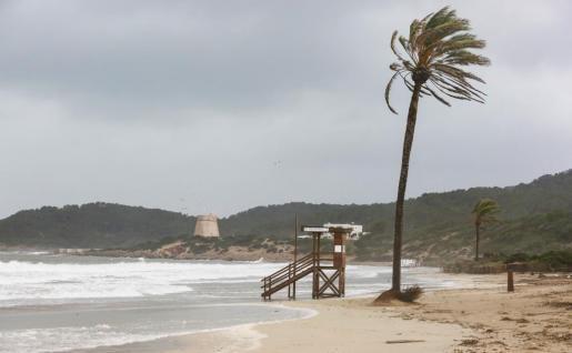 Am Mittwoch gilt eine Warnung der Stufe Gelb mit bis drei Meter hohen Wellen.