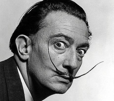 Salvador Dalí ließ sich weder von Max Aub noch von Camilo José Cela aus der Reserve locken.