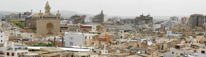 Nicht nur in der Altstadt von Palma de Mallorca ist die illegale Ferienvermietung weit verbreitet.