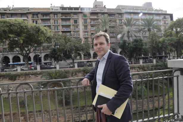 Juan Estarellas ist Präsident der Vereinigung für touristische Vermietungen in Apartments und Wohnungen auf den Balearen (Aptur)