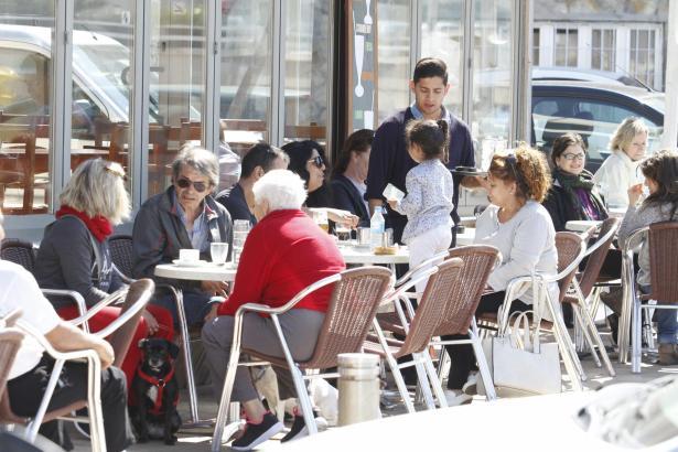 Die Zusammensetzung der Bevölkerung auf Malllorca ist sehr international.