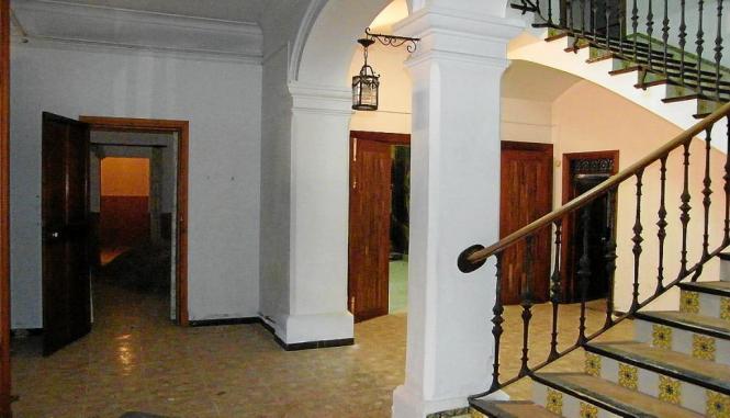 Im ehemaligen Hospital iin Felanitx im Osten von Mallorca soll eine Tagesstätte und eine Seniorenresidenz entstehen.