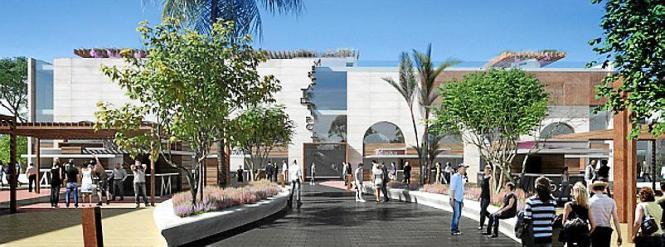 Einen neuen Gastro-Markt am Hafen wird Palma vorerst nicht bekommen.