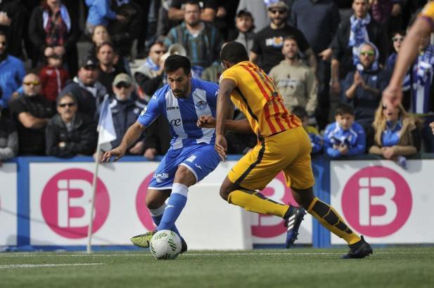 Xisco Hernández schoss das zweite Tor der Partie