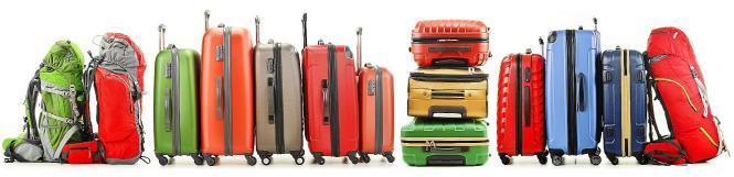 Bei den Fluggesellschaften gelten unterschiedliche Gepäckbestimmungen