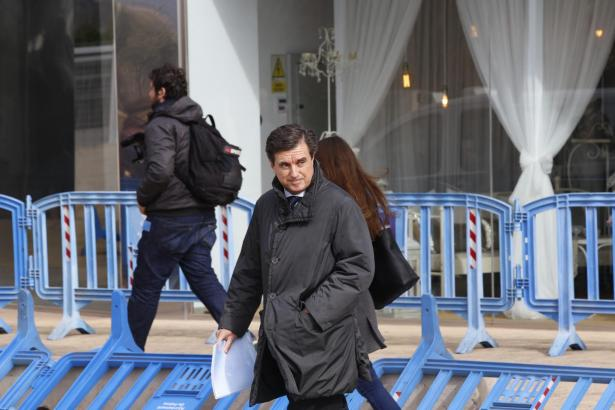 Erneut in juristischer Bedrängnis: Jaume Matas.