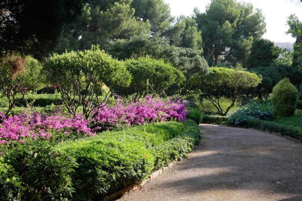 Nach Ostern sollen die Marivent-Gärten öffentlich zugänglich gemacht werden.
