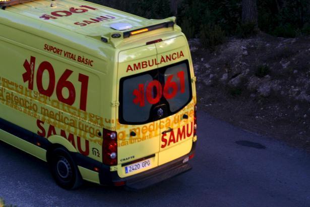 Die 70-Jährige wurde in Son-Espases-Hospital in Palma de Mallorca gebracht.