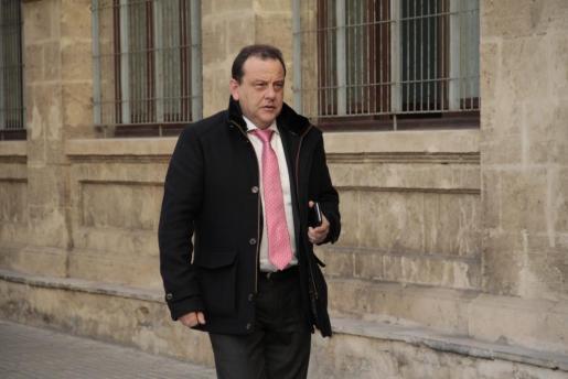Staatsanwalt Pedro Horrach.