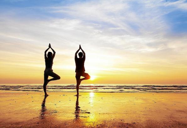 Gerade im Sommer erfreuen sich Yoga-Kurse an den mallorquinischen Stränden äußerster Beliebtheit