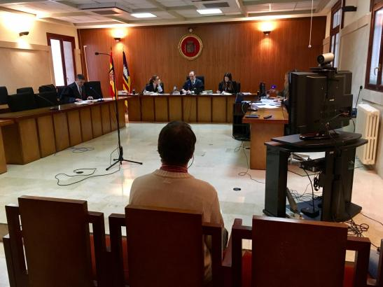Wegen Kindesmissbrauchs muss ein Deutscher auf Mallorca 18 Jahre und einen Monat in Haft.