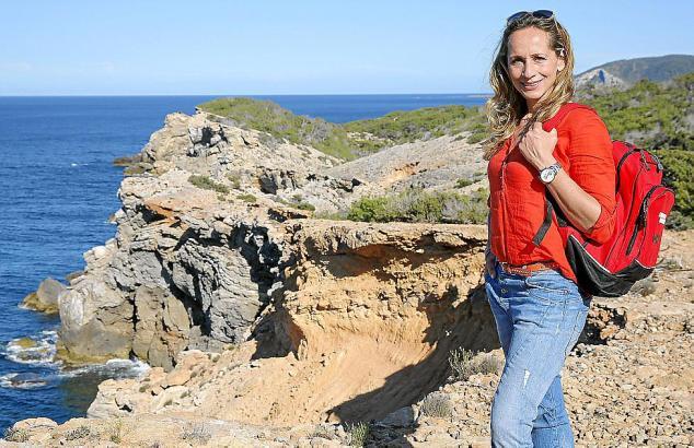 Tamina Kallert kommt für ihre Sendungen in der Welt herum. Jetzt war sie auf Mallorcas Schwesterinsel Ibiza.