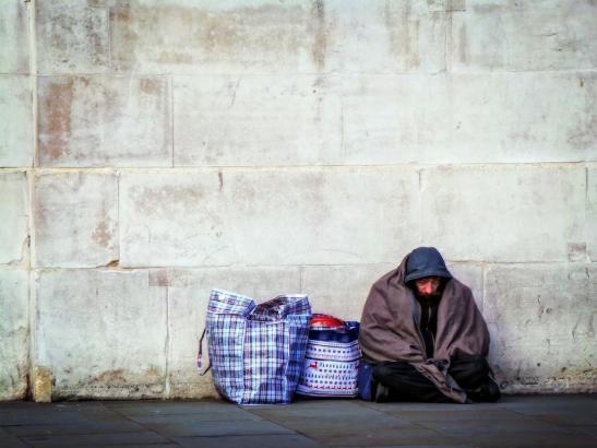 Die Zahl der Obdachlosen auf Mallorca ist gestiegen