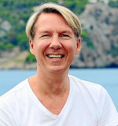 Der 48-jährige Franke ist vor allem dem Publikum im Südwesten Mallorcas bekannt.