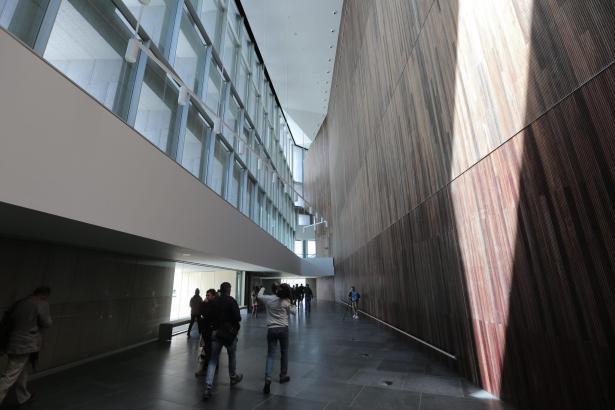 Der neue Kongresspalast in Palma de Mallorca.