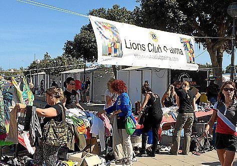 - Lions CLub Palma- Flohmarkt
