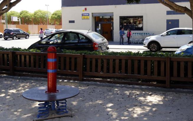 Der Supermarkt befindet sich in der Calle Biniamar in Palma
