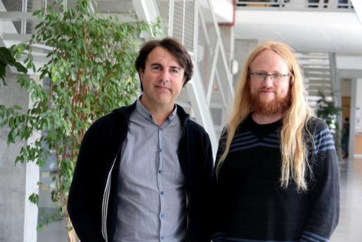 Die Wirtschaftswissenschaftler José Luis Groizard und William Nilsson leiteten die UIB-Studie.