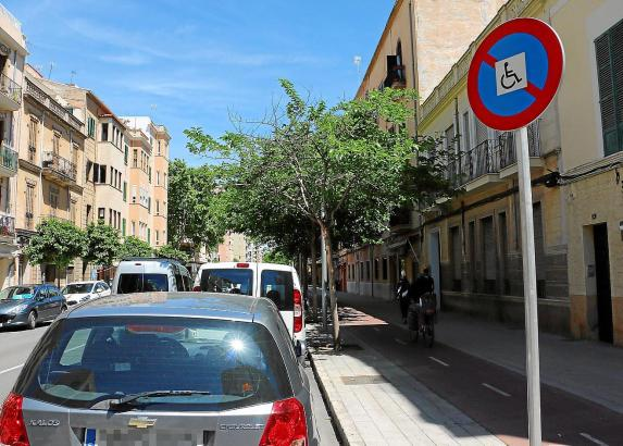 aparcamiento para minusvalidos parking coche tarjeta